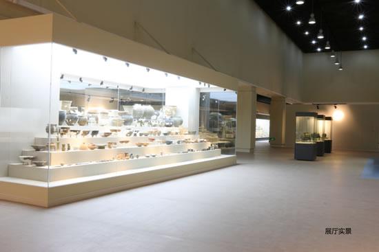 南阳部分展厅实景