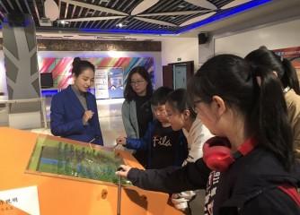 安阳博物馆劳动节迎来参观小高峰